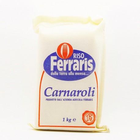 Riz Carnaroli Ferraris 1 kg