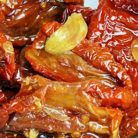 Tomates séchées confites 150 grs