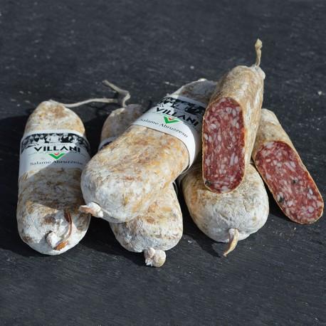 Saucisson des Abruzzes env. 300 grs