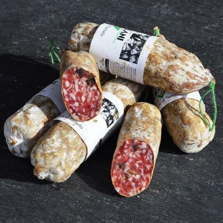 Saucisson à la truffe env. 225 grs