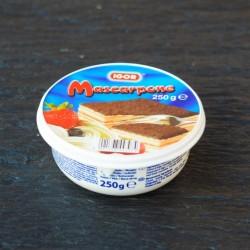 Mascarpone 250 grs