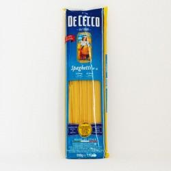 Spaghetti De Cecco 500 grs