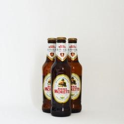 Bière Moretti 33 cl