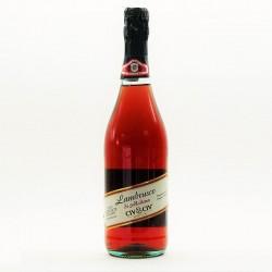 Lambrusco rosé de Modène DOC
