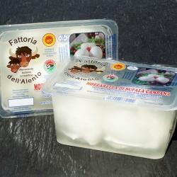 Mozzarella di bufala campana AOP 250 g