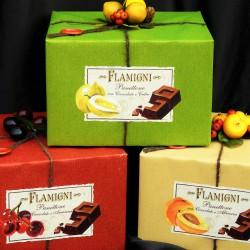 Panettone fruit chocolat Flamigny 1kg
